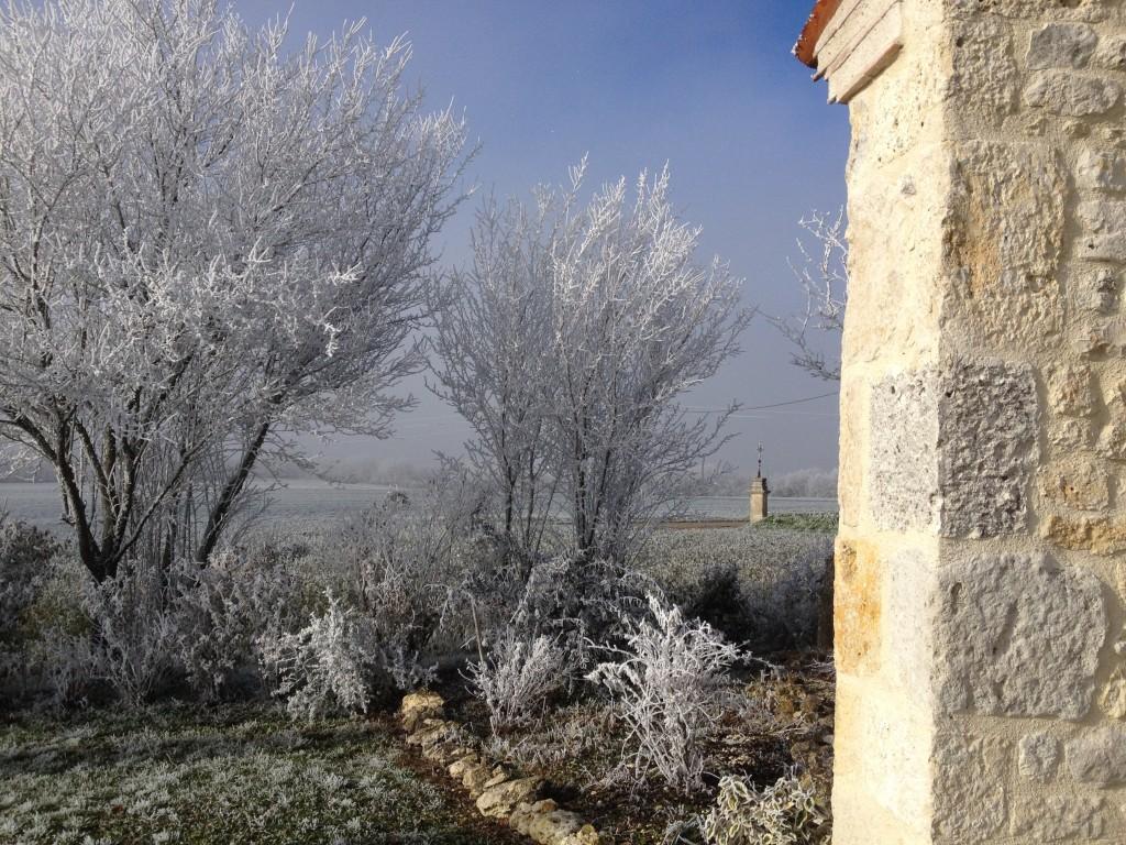 Winter in Aurignac